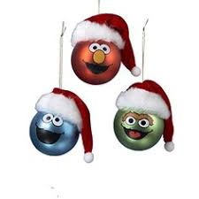 driving golf santa tree ornaments set of 4