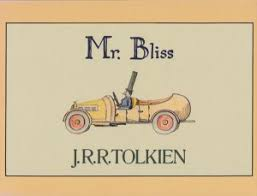 mr bliss tolkien s known children s book for his own