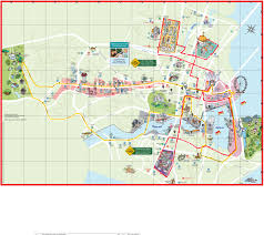 Chinatown San Francisco Map by Singapore City Sightseeing Unlimited 24 48 Hours Hop On Hop Off