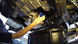 how to change oil on a 2007 2011 honda cr v youtube