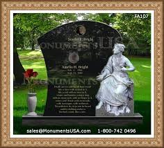 unique headstones tombstone carvings