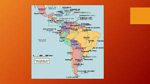Latin America Physical Features Map Latin America Physical Geography Ch Latin America Latin America