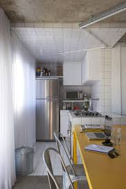 kitchen mesmerizing small apartment decorating in sao paulo