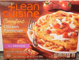 liant cuisine lean cuisine chicken parmesan review