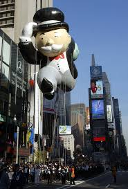 favorite balloons from macy s thanksgiving day parade