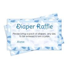 raffle baby shower raffle tickets boy baby shower blue boy theme 25 cards