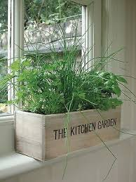 Balcony Planter Box by Herbs Planter Boxes And Indoor On Pinterest