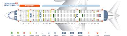 seat map boeing 737 300 turkish airlines best seats in the plane