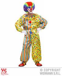 clown jumpsuit clown jumpsuit feestbazaar nl