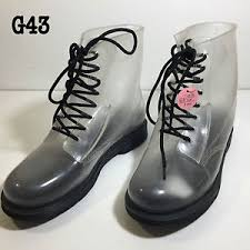 womens boots uk primark translucent rubber boots atmosphere primark lace up womens size uk