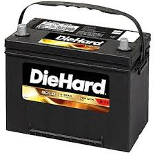 diehard gold automotive battery group size ep 24f price with