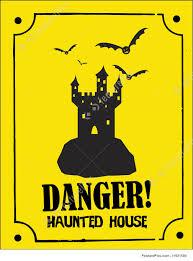 spooky halloween party invitation wording halloween scary halloween sign stock illustration i1921590 at