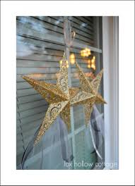 Window Decorations For Christmas by New Year U0027s Eve Diy Decorating Ideas Fox Hollow Cottage