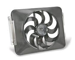 jeep wrangler fan flex a lite automotive direct fit black magic x treme electric fan