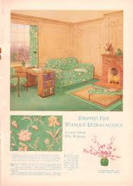 tuppence ha u0027penny 1930s interiors in colour part 2
