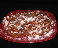 delicious homemade funnel cake 6 steps with pictures
