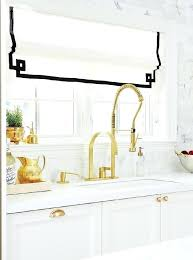 Gold Kitchen Sink Gold Kitchen Sink White And Gold Kitchen With Black Accents Gold