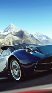 blue pagani blue wallpaper pagani huayra u2013 best wallpaper download