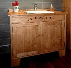 deco chalet de montagne indogate com salle de bain romantique bois