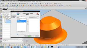 nx cad in depth video tips how to create udfs youtube