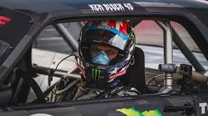 hoonigan mustang engine climbkhana ken block explains pikes peak assault in latest