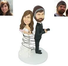 custom wedding cake topper appealing custom wedding cake toppers 69 in used wedding dresses