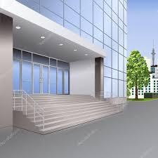 Modifier Un Escalier by De L U0027immeuble Avec Un Escalier Et Lampes U2014 Image Vectorielle 52210563
