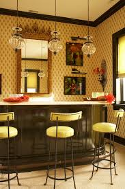 Yellow Bar Table Yellow Bar Stools Home Bar Traditional With 1920s Bar Dark Bar