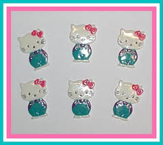 hair bow center hair bow centers charms originalsbycindy artfire shop