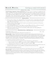 Chef Resume Templates by Executive Chef Resume Template Collaborativenation