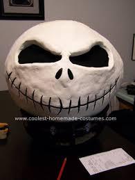 Jack Skellington Halloween Costume Original Homemade Jack Skellington Halloween Costume