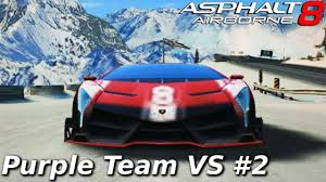 Lamborghini Veneno Purple - purple team versus 2 lambo veneno alps mastery 15 youtube