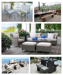 Outdoor Material For Patio Furniture Consider These Factors Before Buying Outdoor Patio Furniture Atc