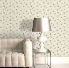 papier peint romantique chambre papier peint tendance 50 idées pour une maison moderne