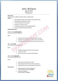 Skill Set Example For Resume by Resume Cv Template Australia Greatest Weakness Interview