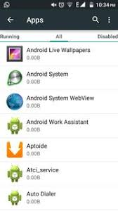 android dialer storage storage problem android enthusiasts stack exchange