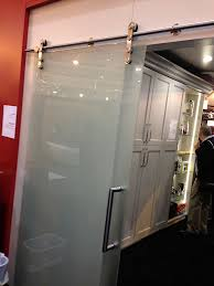 glass barn doors sliding interior wonderful double glass hafele barn door hardware for