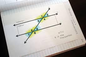 everybody is a genius parallel lines u0026 transversals