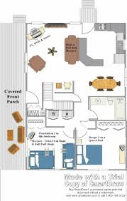 peachy ideas 15 cabin in the woods floor plans free wood homeca