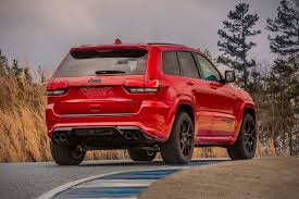 trackhawk jeep engine 2018 jeep grand cherokee trackhawk hiconsumption
