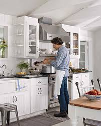 home tour swedish accents martha stewart the kitchen