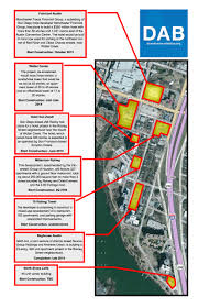 City Of Austin Zoning Map by A Development Map Of Rainey Street Downtown Austin Blog