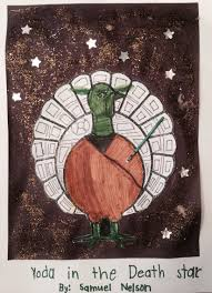 yoda disguised turkey wars