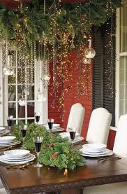Quick Outdoor Christmas Decorations by Best 25 Christmas Chandelier Ideas On Pinterest Christmas
