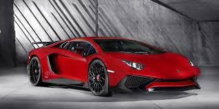 lamborghini car 2017 lamborghini aventador lp 750 4 sv the fastest lambo ever
