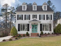 beautiful examples of exterior paint colors a g williams