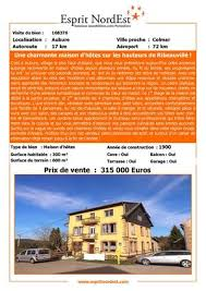chambres d hôtes ribeauvillé alsace calaméo 168376 gites et chambres d hôtes à vendre en alsace