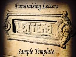 Sample Fundraising Letter Template by Donation Letter Template Youtube