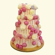 wedding cake roses midsummer macaron wedding cake with roses london anges de sucre