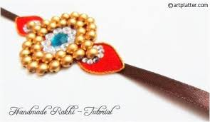 How To Make Jewelry Beads At Home - 15 best ideas to make rakhi at home for rakshabandhan